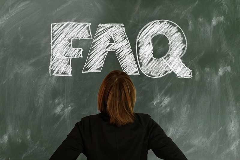 FAQs homecare frequently asked questions home