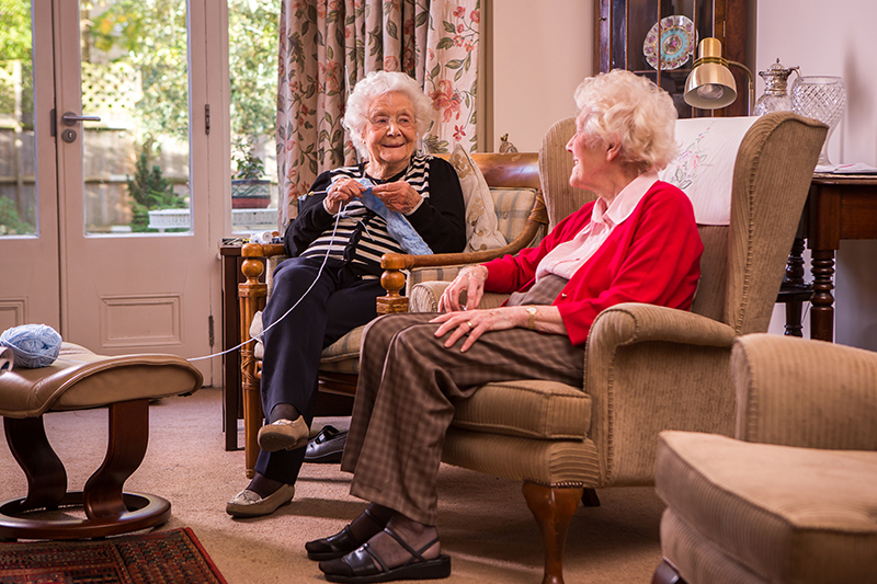 Home Care - Chiswick and Ealing - Care Concern - client care
