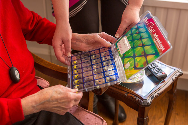 Chiswick and Ealing - Medication Support at home for the elderly